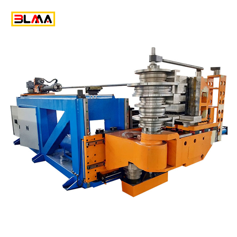 DW75CNC-5A-5S Automatic Metal Steel Pipe Bending Machine