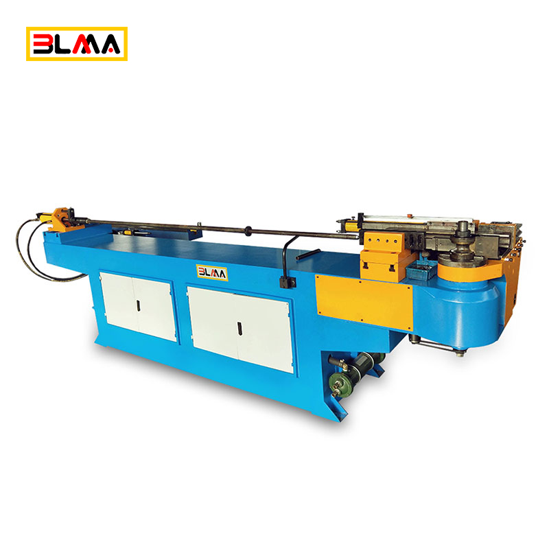 DW89 NC Leading Manufacturer Steel Pipe Bending Machine