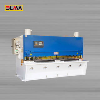 QC11K Hydraulic CNC Guillotine Sheet Metal Shear Cutting Machine
