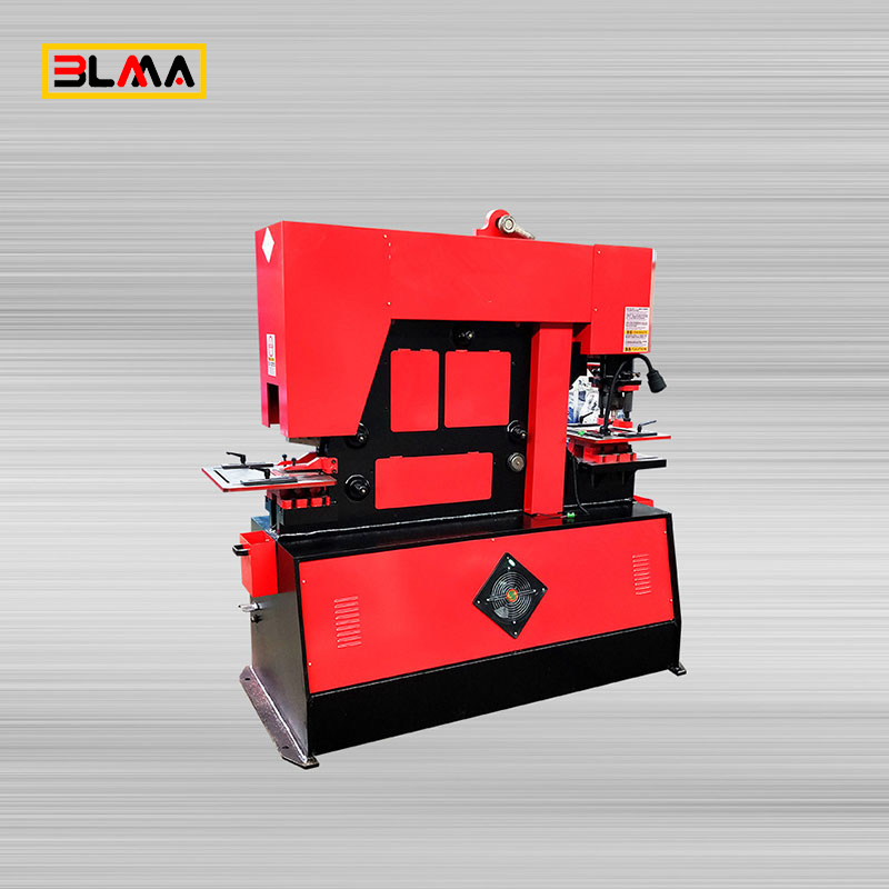 Q35Y-25 Metal Sheet Punch Shear Multi-function Ironworker