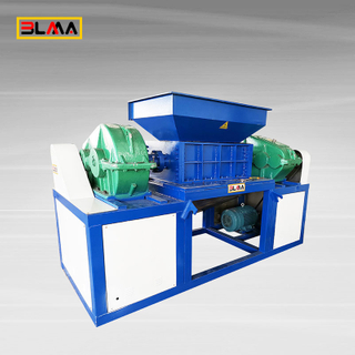 Plastic Cardboard Metal Food Waste Multifunction Shredder for Sale