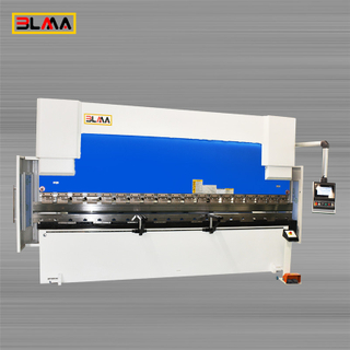 WE67K DA53T Controller Sheet Metal Press Brake CNC Press Brake