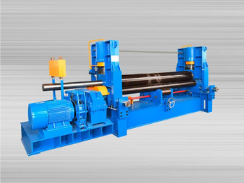 What is Steel Plate Rolling Machine?
