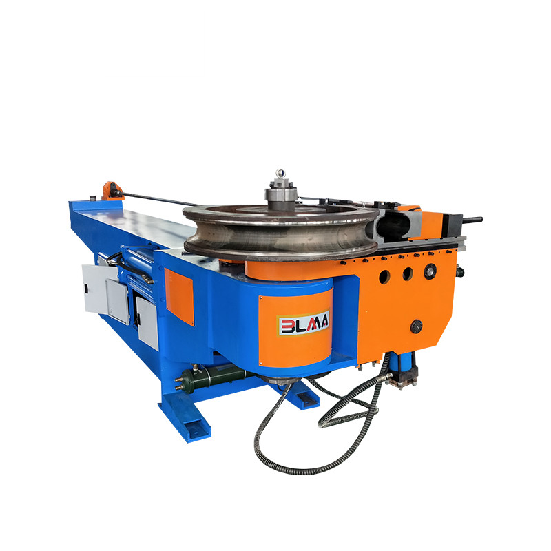 pipe and tube bending machines