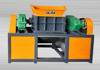 The Types of Industrial Shredder Machine
